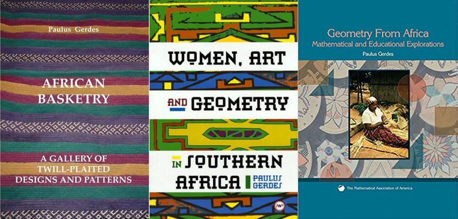 Selection of work by Paulus Gerdes on geometry, design and mathematical education in Africa.